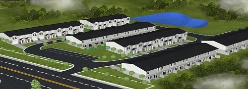 Camden Crossing Development Picture