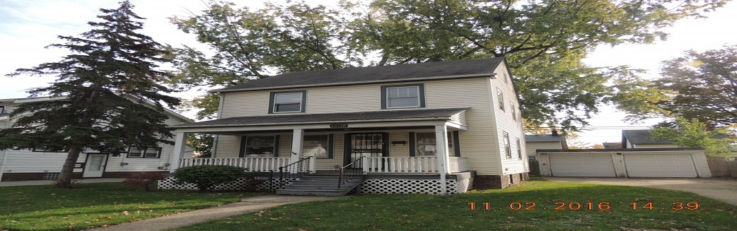 Cleveland Area 5 Home SFR Portfolio Picture