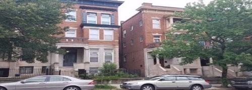 Eutaw Baltimore Fourplex Refi and Rehab Picture