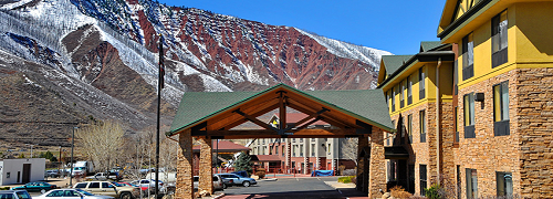 Glenwood Springs Hotel Portfolio Picture