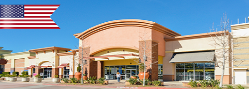 USA Shopping Center Picture
