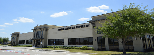 Allen Medical Office Picture