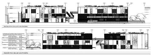 Sweetzer Avenue West Hollywood Apartment Development - Block I Picture