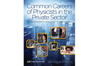picture for Report on Physics Careers in the Private Sector