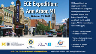 ECE Expedition: Ann Arbor