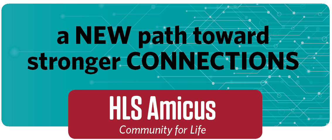 image that says A New Path Toward Stronger Connections