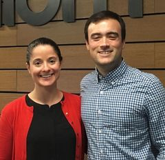 picture for Alex Van Atta '15: Learning from my Northwestern mentor