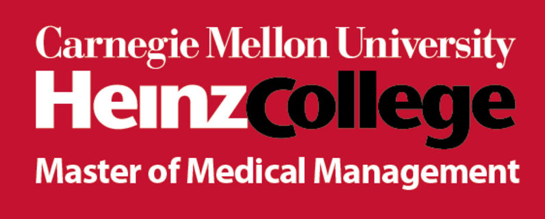 Carnegie Mellon University Master of Medical Management logo