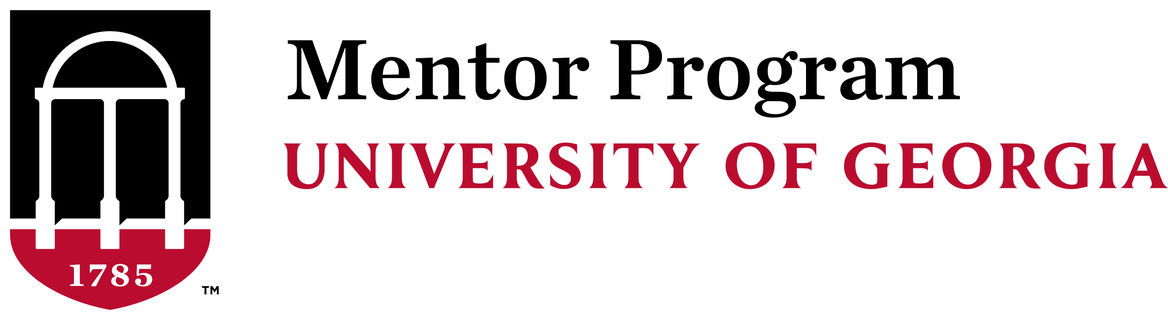 UGA Mentor Program logo