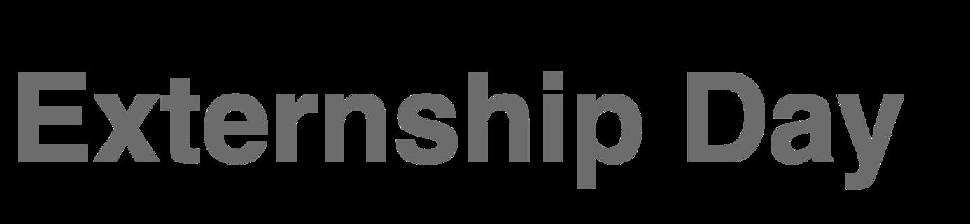 Externship Day logo