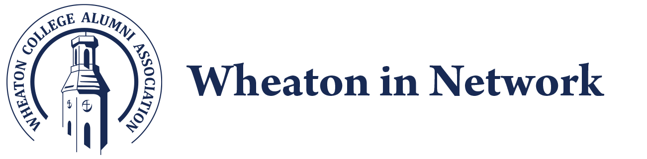 Wheaton in Network logo