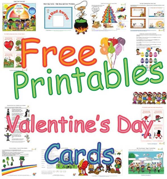 Valentine S Day Cards For Kids Cute Valentine S Day