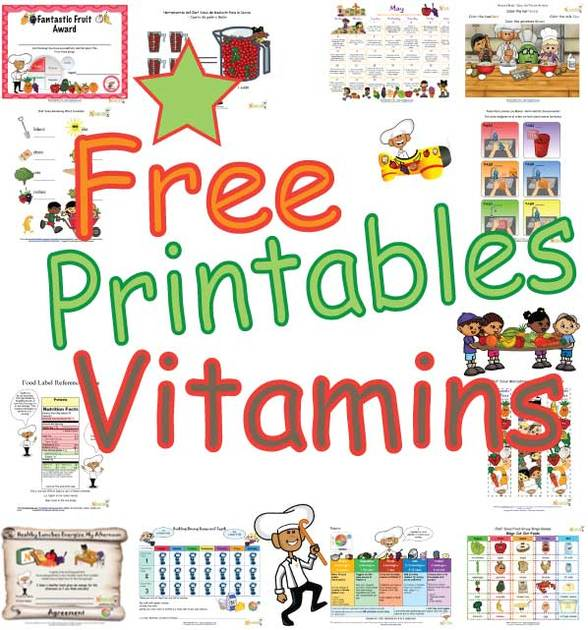 Vitamin Nutrition Worksheets High School Vitamin Best