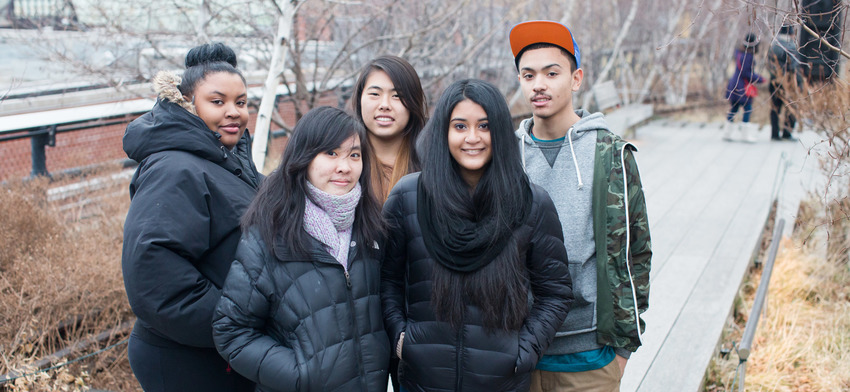 Welcome this year s high line teens list image