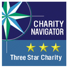 Charity navigator three star