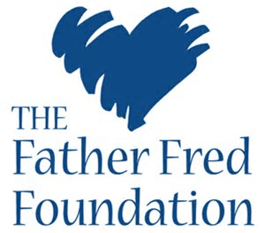 The Father Fred Foundation's logo