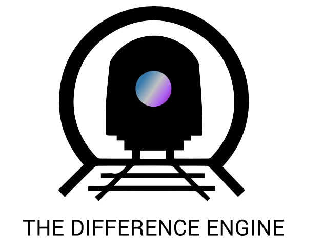 The Difference Engine (by Goodcity) 's logo