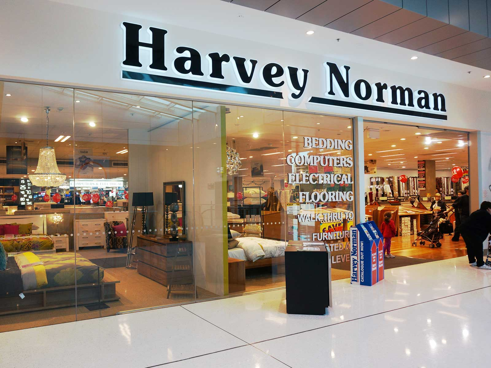 Go Harvey Norman Omni Channel Articles Strategy Innovation Enterprise