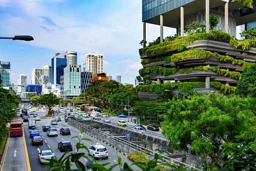 Speedier, smoother, safer: Singapore's adoption of smart city