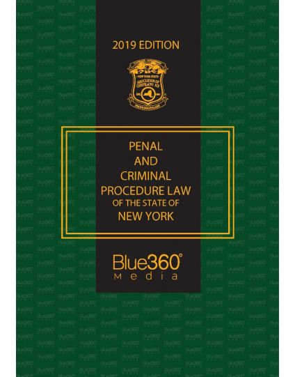 Penal and Criminal Procedure Law of the State of New York