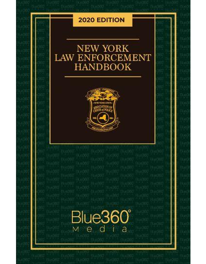 New York Law Enforcement Handbook 2020 Edition Pre-Order