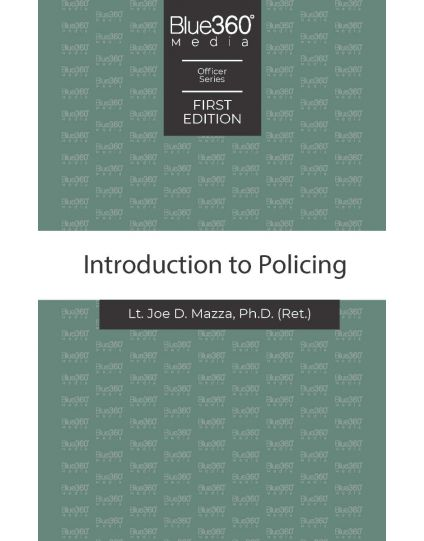 Introduction to Law Enforcement & Criminal Justice - First Edition Pre-Order