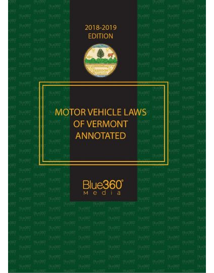 Vermont Motor Vehicle Laws