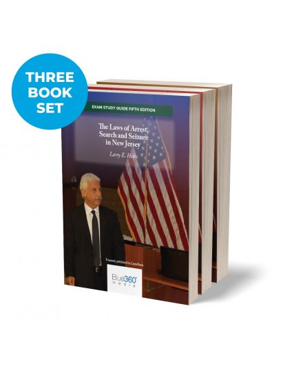 New Jersey Exam Study Guide Set - 5th Edition