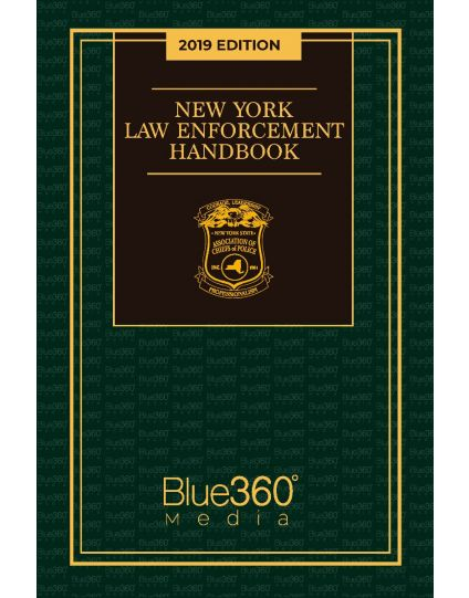 New York Law Enforcement Handbook w/ LGs (standard trim size)
