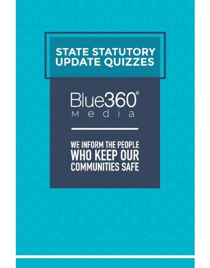 State Statutory Update Quizzes