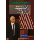 New Jersey Exam Study Guide Criminal Justice Code Title 2C - 5th Edition - Pre-Order