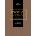 Ohio Criminal Law & Motor Vehicle Handbook 2020 Edition