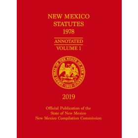 Official New Mexico Statutes Annotated 1978™ (Full Set)