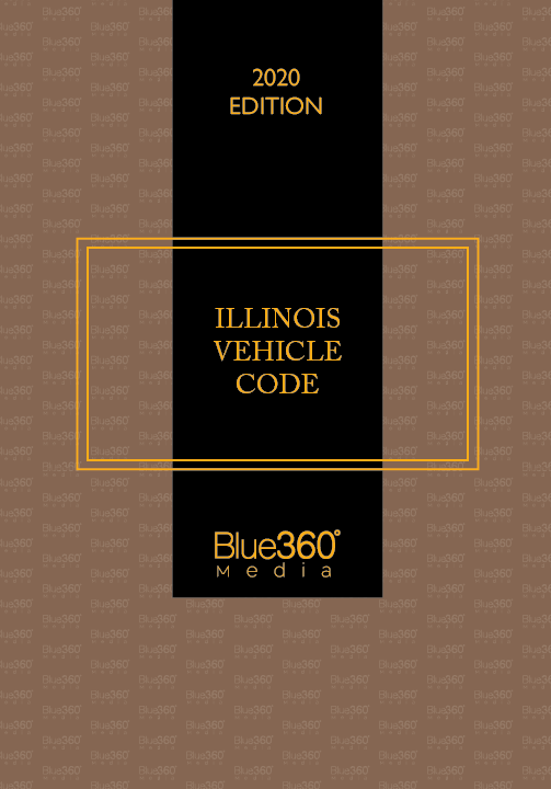 Illinois Vehicle Code 2020 Edition - Pre-Order