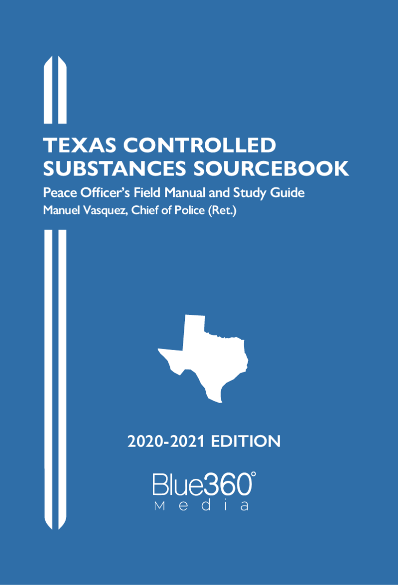 Texas Controlled Substances Sourcebook 2020-2021 Edition - Pre-Order