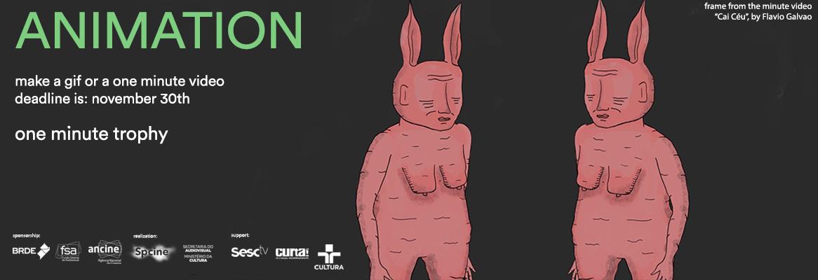 Animação Novembro 2018 - Ingles