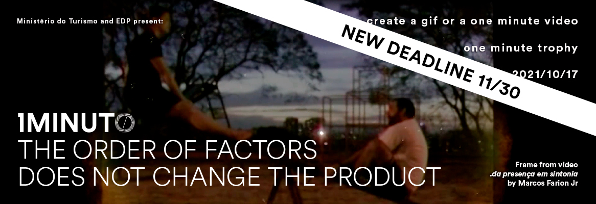 MINUTO THE ORDER OF FACTORS DOES NOT CHANGE THE PRODUCT