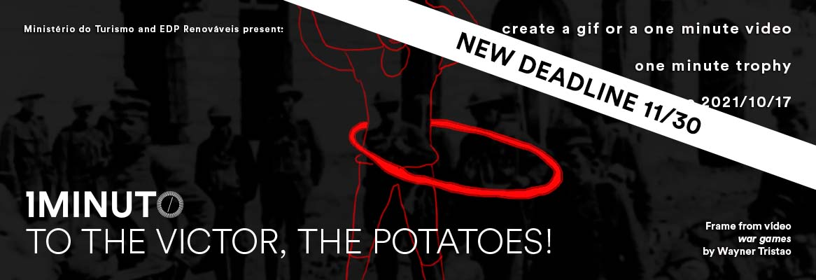 MINUTO TO THE VICTOR, THE POTATOES!