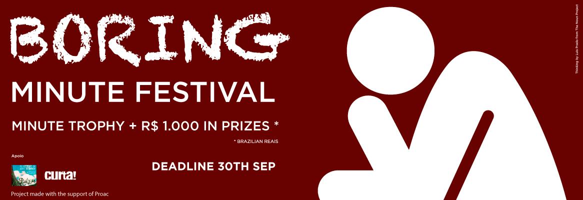 Boring Minute Festival