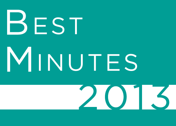 Best Minutes of 2013