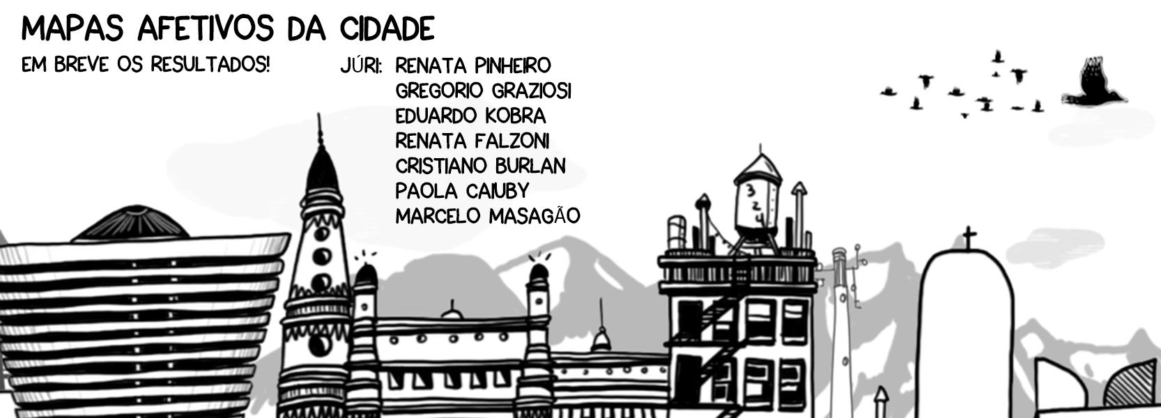 Mapas Afetivos da Cidade - 2015