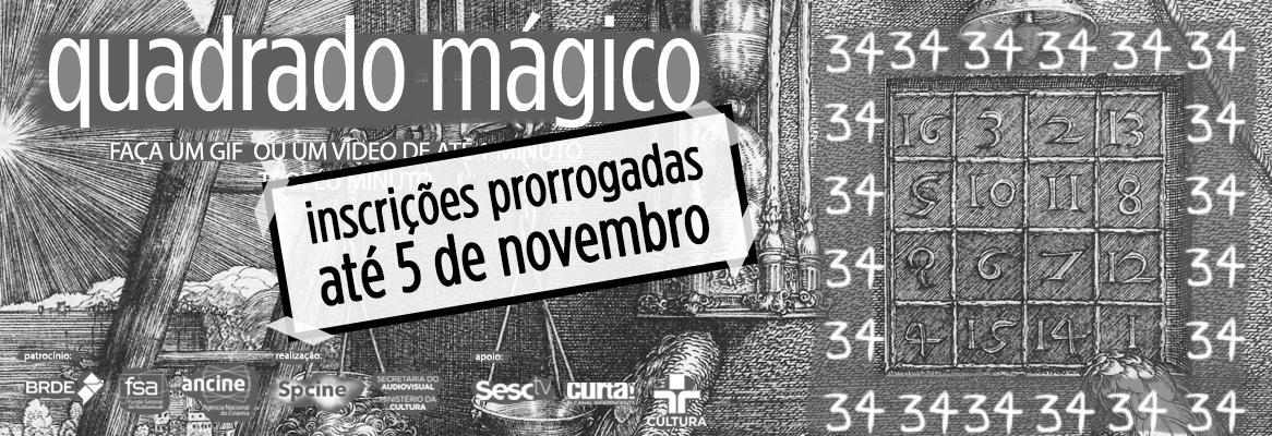 Quadrado Mágico - Português