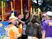 Caption: First Lady Michelle Obama joined KaBOOM! in 2009 for the opening of San Francisco's Bret Harte Elementary School playground, Credit: Photo courtesy of KaBOOM!