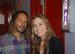 Caption: Tony Alva with Liza Richardson