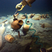 Caption: Archaeological oceanography is the study of ancient human history now resting in the deep sea. , Credit: Inner Space Center.