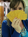 Caption: Amanda West is a fan of seed saving.