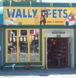 Caption: Wally Pets in Wallingford, Credit: Margaret Steck
