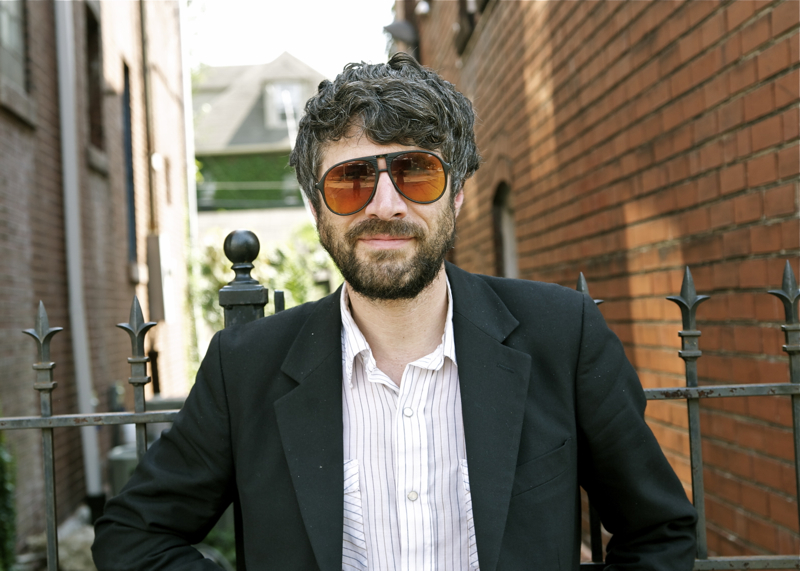 Caption: Gruff Rhys, Credit: Louis Kwok