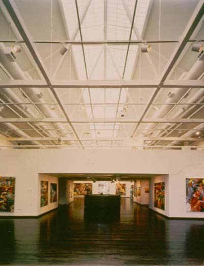 Caption: Museum of Art