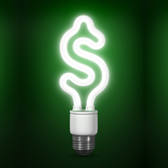 Caption: Using better bulbs is just one option for saving energy and money., Credit: www.mynewplace.com/blog/apartment-guide